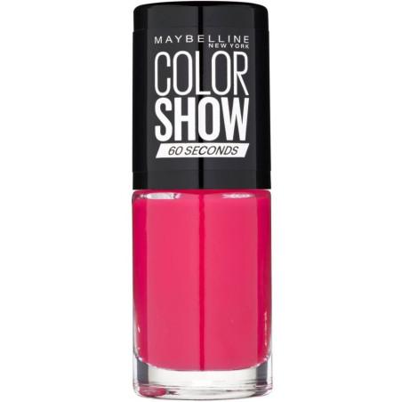 Maybelline New York - Vernis COLORSHOW - 333 Park Avenue Pink