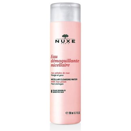 Nuxe - Eau Démaquillante Micellaire Aux Pétales De Rose - 200 ml