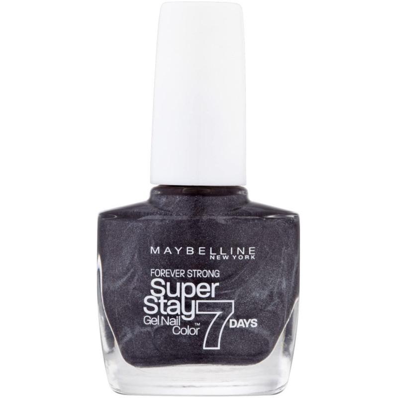 Maybelline New York - Vernis SUPERSTAY - 815 Carbon Grey