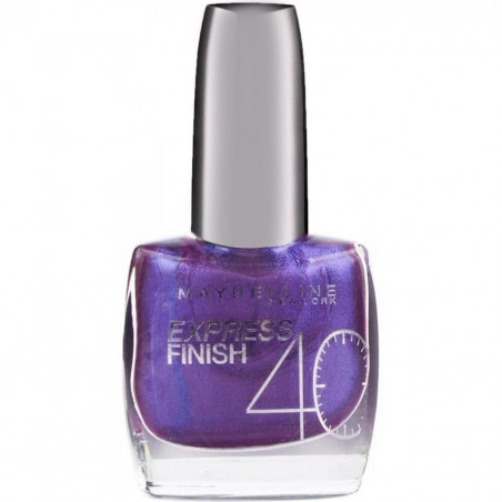 Maybelline New York - Vernis EXPRESS FINISH 40'' - 250 Deep Violet