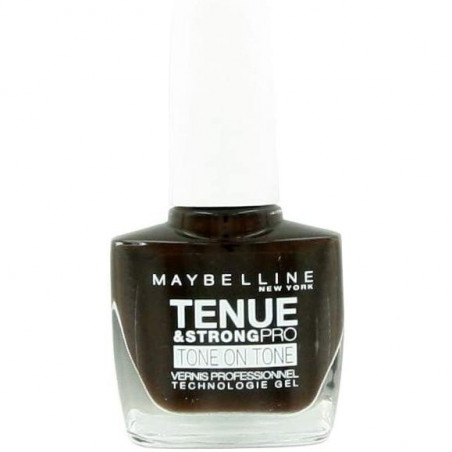 Maybelline New York - Vernis TENUE & STRONG PRO - 879 Hot Hue