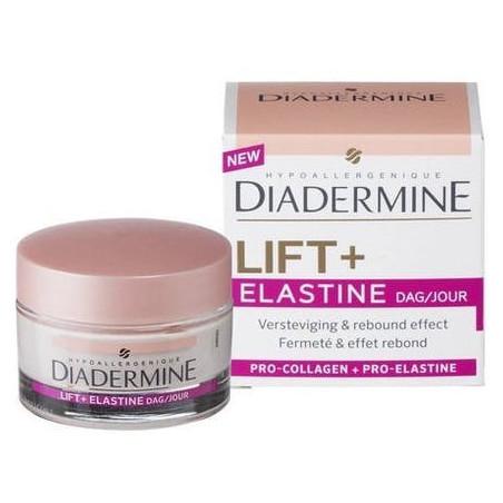 Diadermine - Crème de Jour Anti-Rides Lift+ Élastine - 50Ml