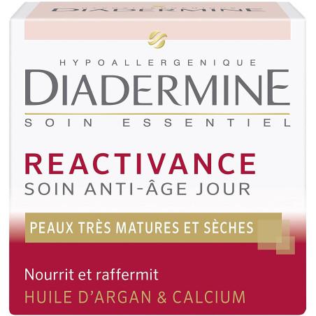 Diadermine - Crème de Jour Anti-Âge REACTIVANCE - 50Ml