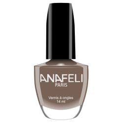 Anafeli - Vernis à Ongles Couleur - 121 Greige Foncé