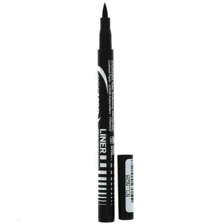 Cosmod - Liner Semi Permanent Yeux Et Lèvres HAUTE PRÉCISION - N°1 Noir
