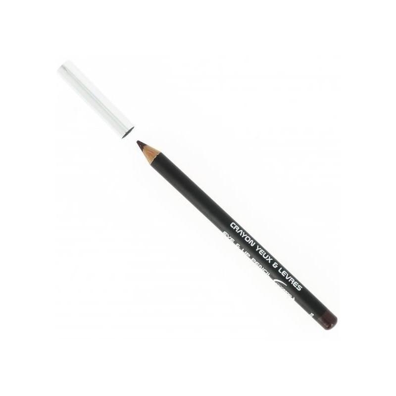 Cosmod - Crayon Yeux Et Lèvres - 4 Acajou