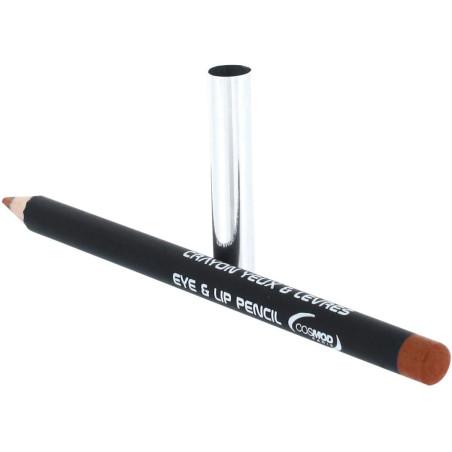 Cosmod - Crayon Yeux Et Lèvres - 2 Cannelle