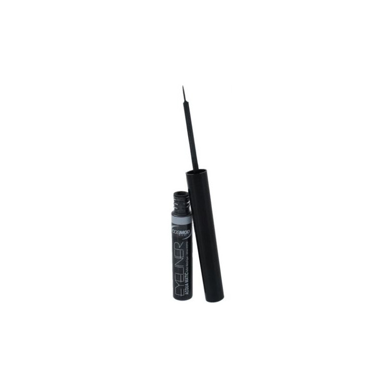 Cosmod - Eye-Liner AQUAMATIC - N°1 Black Métal
