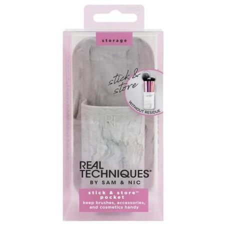Real Techniques - Organiseur De Pinceaux de Maquillage Stick & Store