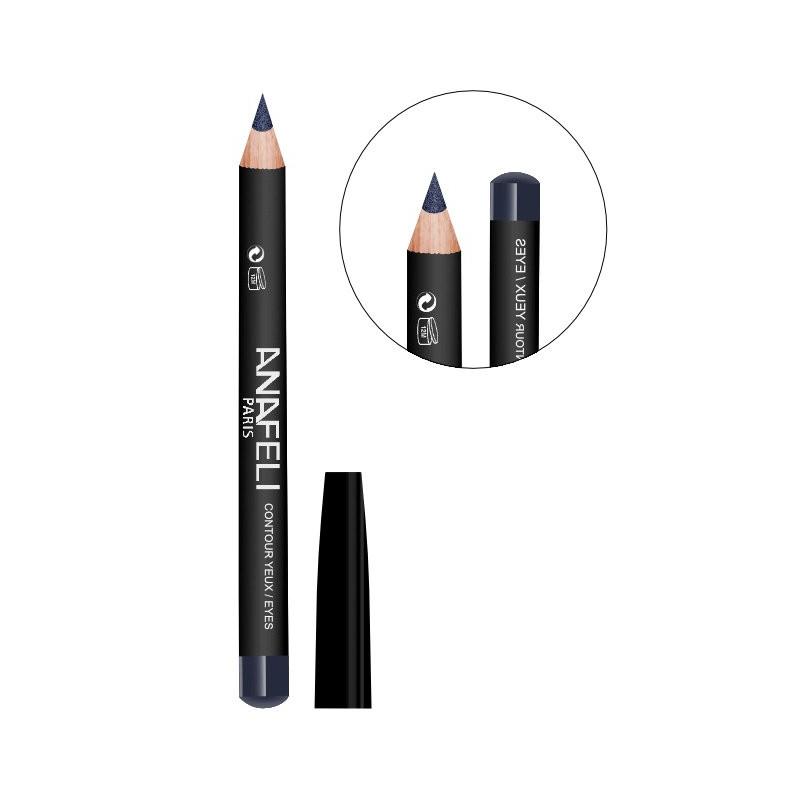Anafeli - Crayon Contour Des Yeux - N°03 Bleu