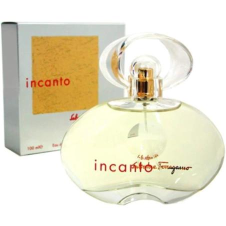 Salvatore Ferragamo - Eau de Parfum Spray INCANTO - 100Ml