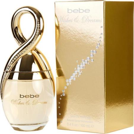 Bebe - Eau de Parfum Vaporisateur WISHES & DREAMS - 100Ml