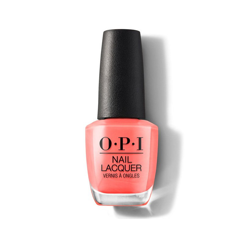 Opi - Vernis à Ongles COLLECTION NÉONS - Orange You a Rock Star?