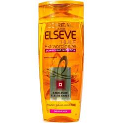 L'Oréal Paris - Shampoing Nutrition Huile Extraordinaire ELSEVE - 250Ml