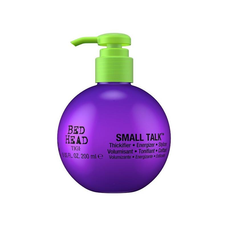 Tigi Bed Head - Crème Épaississante - Énergisante et Stylisante 3 en 1 SMALL TALK
