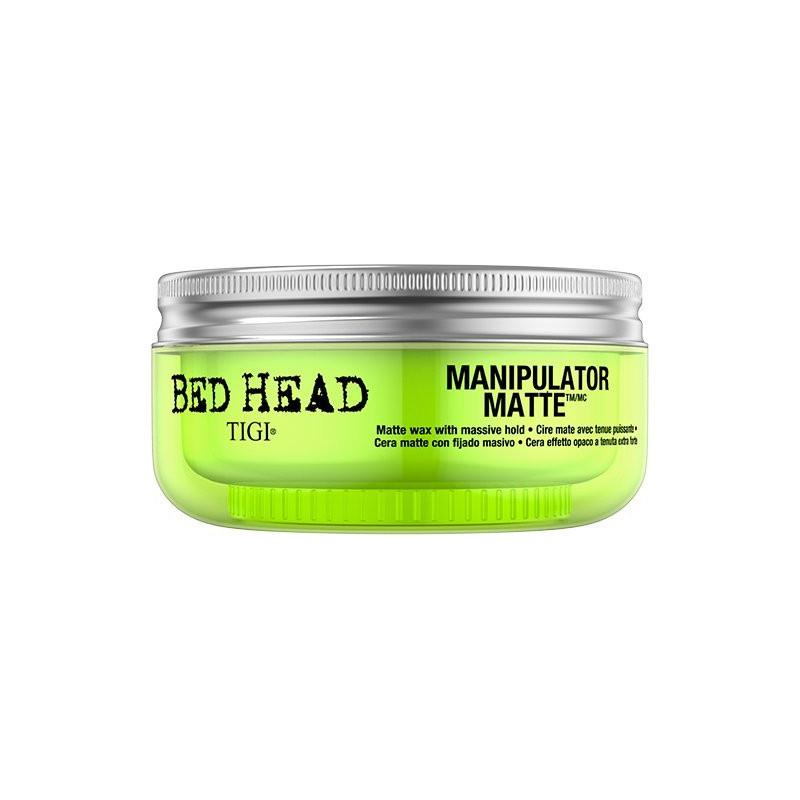 Tigi Bed Head - Cire Coiffante Matte MANIPULATOR MATTE - A Fixation Forte 56,7 g