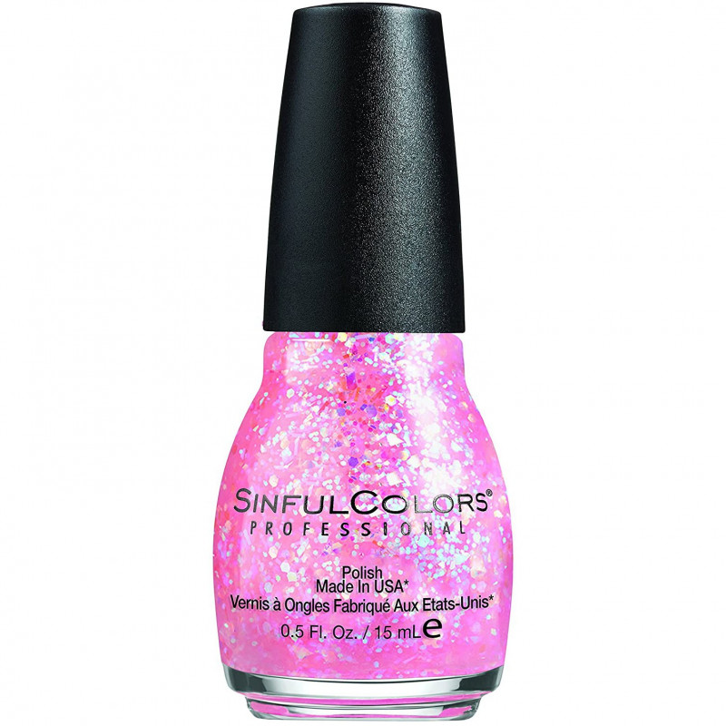 Sinful Colors - Vernis à Ongles - 830 Pinky Glitter