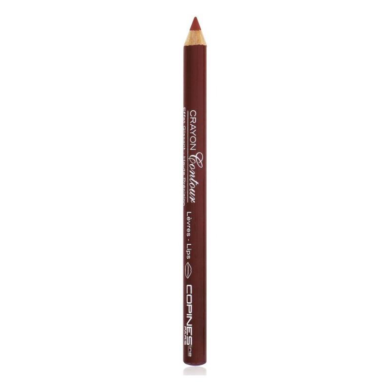 Copines Line Paris - Crayon Contour des Lèvres - Chocolat