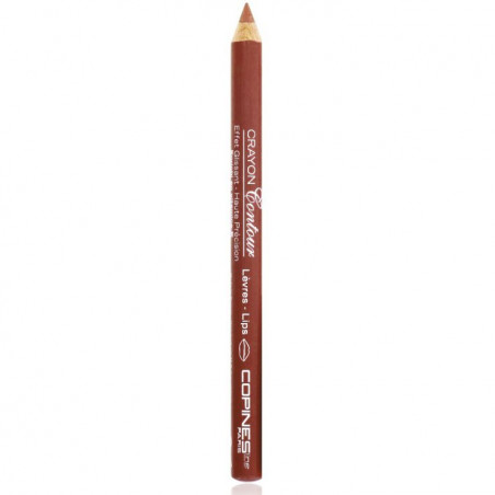 Copines Line Paris - Crayon Contour des Lèvres - 08 Soft Nude