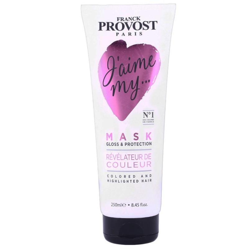Franck Provost - Masque Protection & Brillance RÉVÉLATEUR DE COULEUR - 250 ml