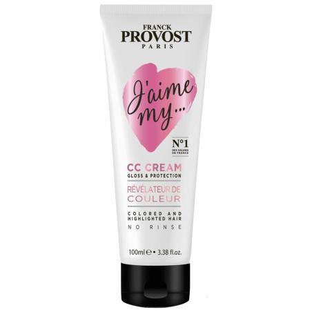 Franck Provost - CC Crème Pour Cheveux RÉVÉLATEUR DE COULEUR - 100 ml