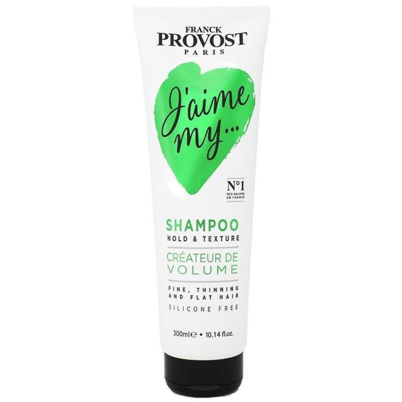 Franck Provost - Shampoing Hold & Texture CRÉATEUR DE VOLUME - 300 ml