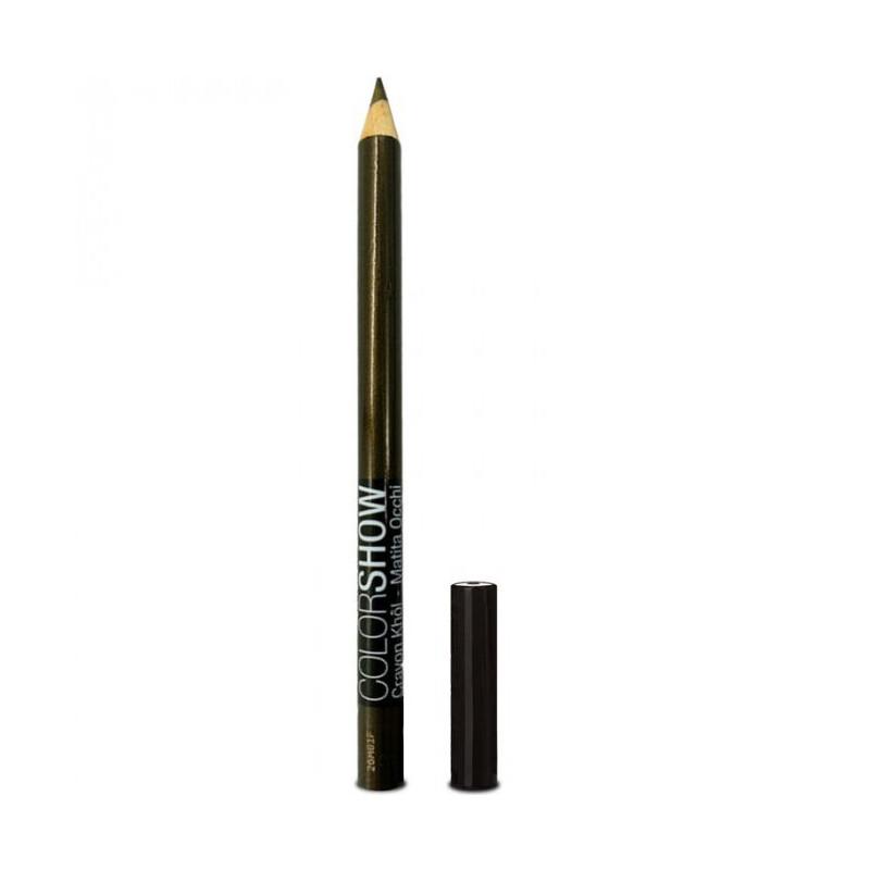 Maybelline New York - Khôl Liner COLOR SHOW - 110 Black Gold