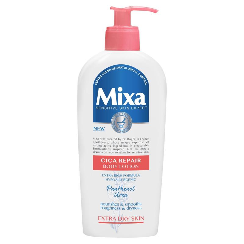Mixa - Lotion Corporelle CICA REPAIR - 250 ml