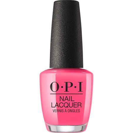 Opi - Vernis à Ongles COLLECTION NÉONS - V-I-Pink Passes
