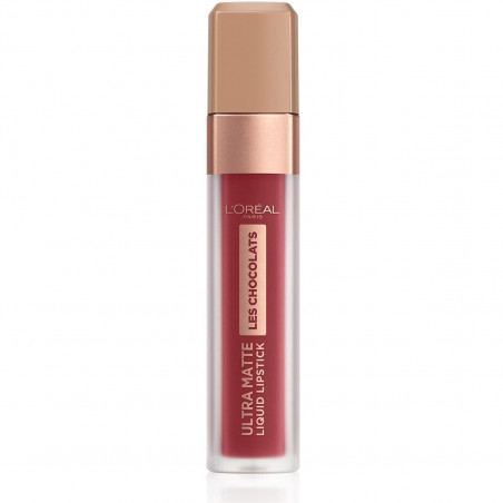 L'Oréal Paris - Rouge à Lèvres Ultra Matte INFAILLIBLE LES CHOCOLATS - 864 Tasty Ruby