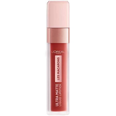 L'Oréal Paris - Rouge à Lèvres Ultra Matte INFAILLIBLE LES MACARONS - 834 Infinite Spice