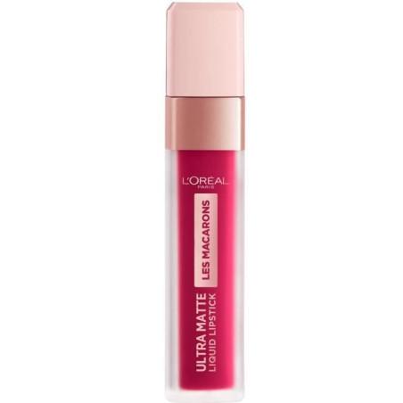 L'Oréal Paris - Rouge à Lèvres Ultra Matte INFAILLIBLE LES MACARONS - 838 Berry Cherry