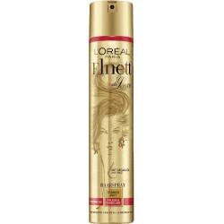 L'Oréal Paris - Laque Elnett Fixation Forte DE LUXE 300Ml - Soin et Brillance des Couleurs