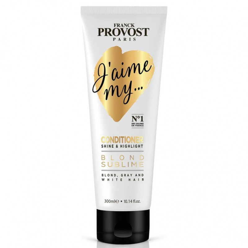 Franck Provost - Après-Shampoing Shine and Highlight BLOND SUBLIME - 300 ml