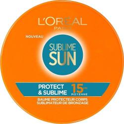 L'Oréal Paris - Baume Protecteur Corps SUBLIME SUN 15 FPS
