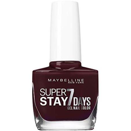 Maybelline New York - Vernis SUPERSTAY - 923 Ruby Threads