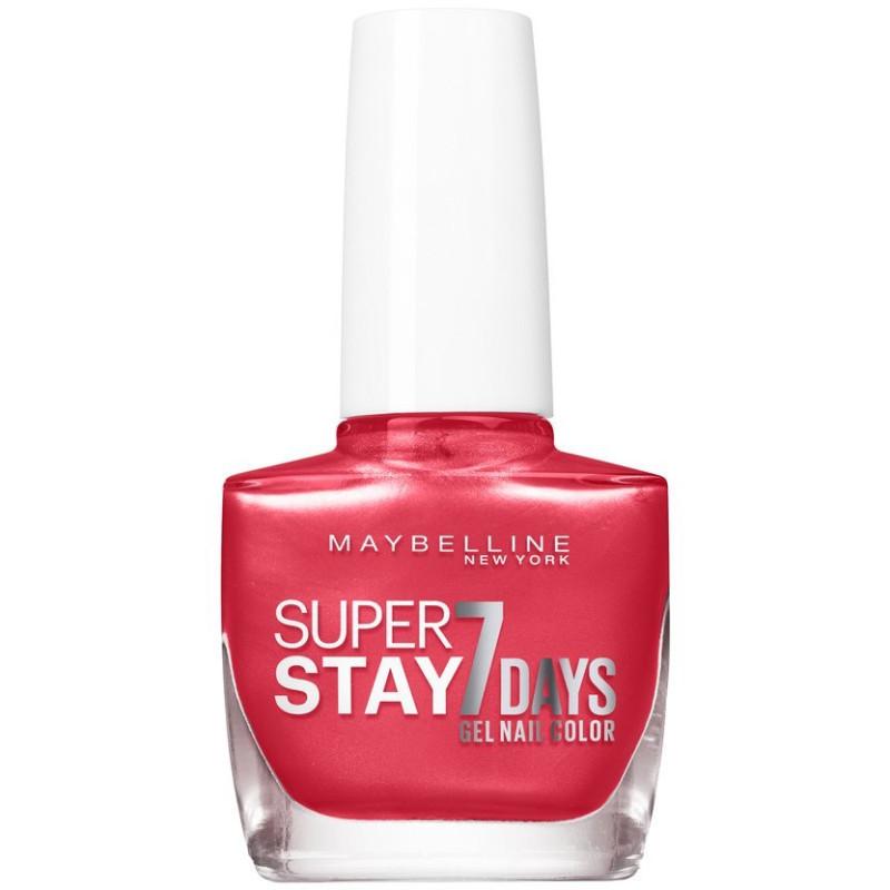 Maybelline New York - Vernis SUPERSTAY - 919 Coral Daze
