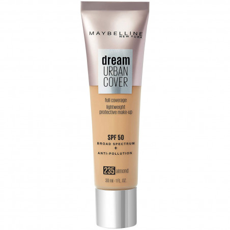 Maybelline New York - Fonds de Teint DREAM URBAN COVER - 235 Almond 30 ml