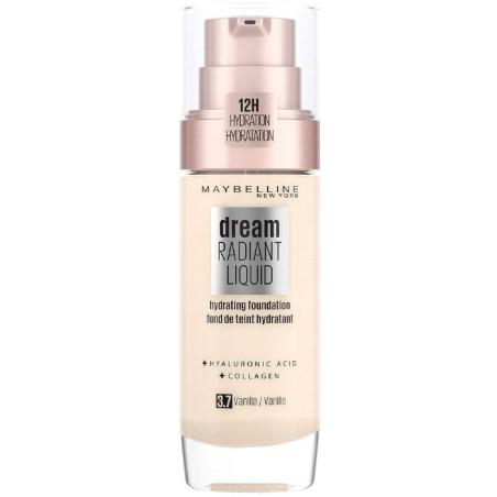 Maybelline New York - Fond De Teint DREAM RADIANT LIQUID - 3.7 Vanilla