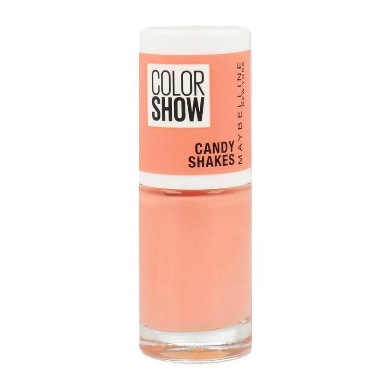Maybelline New York - Vernis COLORSHOW - 522 Practice What U Peach