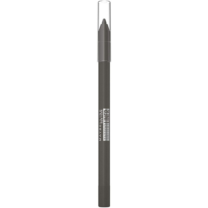 Maybelline New York - Crayon Gel Effet Tatouage Waterproof TATTOO LINER 36H - 902 Grayish Black