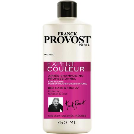 Franck Provost - Après Shampoing Professionnel EXPERT COULEUR - 750Ml