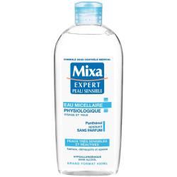 Mixa - Eau Micellaire Physiologique Purifiante - 400Ml