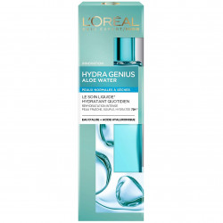 L'Oréal Paris - Soin Liquide Hydratant HYDRA GENIUS 70Ml - Peau Normale à Sèche