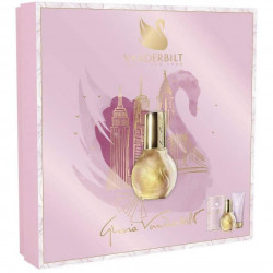 Vanderbilt - Coffret Eau de Toilette 30Ml + Lait Corps Parfumé 100Ml GLORIA VANDERBILT
