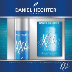 Daniel Hechter - Coffret Eau de Toilette 50Ml + Déodorant 150Ml Homme XXL