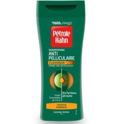 Pétrole Hahn - Shampoing Antipelliculaire CLASSIQUE 200Ml - Cheveux Normaux