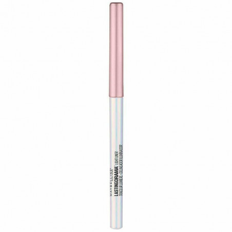 Maybelline New York - Crayon Enlumineur Automatique LASTING DRAMA - 25 Glimmer Light Pink