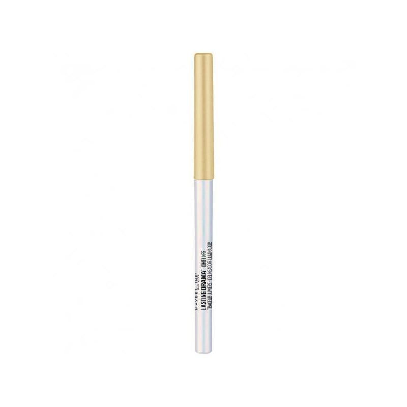 Maybelline New York - Crayon Enlumineur Automatique LASTING DRAMA - 15 Gold Ray