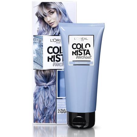 L'Oréal Paris - Coloration COLORISTA WASHOUT 80Ml - BlueHair